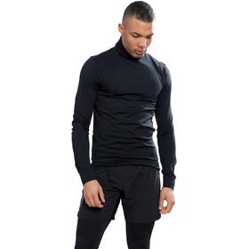 Craft Fuseknit Comfort Camiseta Cuello Tortuga Hombre, black
